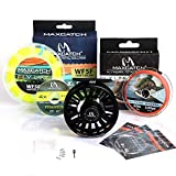 M MAXIMUMCATCH Maxcatch Avid Series Best Value Fly Fishing Reel- 1/3, 3/4, 5/6, 7/8, 9/10-5 Color Available