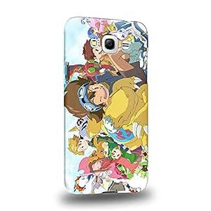 Case88 Premium Designs Digimon Adventure Augmon Gabumon Tai Kamiya Yamato Ishida Taichi Yagami 0945 Carcasa/Funda dura para el Samsung Galaxy Grand Max