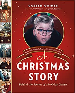 A Christmas Story.Amazon Com A Christmas Story Behind The Scenes Of A