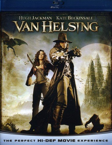 Blu-ray : Van Helsing (, Digital Theater System, AC-3, Dubbed, Dolby)