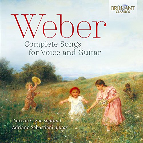 Dove Classic Guitar - 3 Lieder, Op. 29: I. Ah, dove siete, J.108