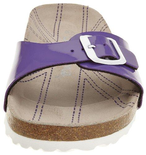 Pepe Jeans Footwear  Bio, Ballerines femme - Violet-TR-D2-2, 40 EU (7 UK)
