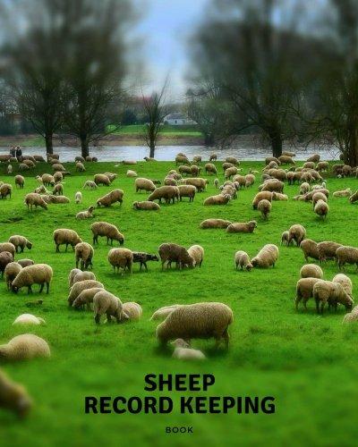 Sheep Record Keeping Book: Farm ...
