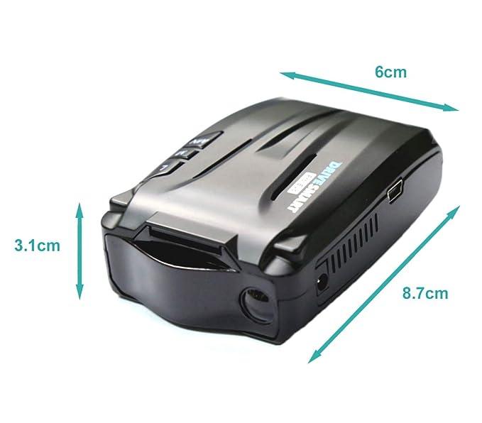 DriveSmart Evo GPS Speed Camera & Red image 2