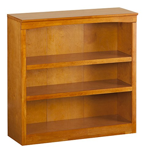 Atlantic Cabinet Office (Atlantic Furniture Harvard Book Shelf, Caramel Latte, 36-Inch)
