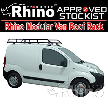 Van Roof Racks >> Rhino Modular Van Roof Rack System With Rear Roller To Fit Citroen