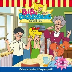 Bibi braucht Hilfe (Bibi Blocksberg 93) Hörspiel