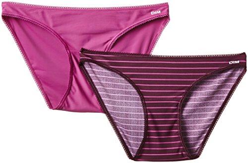 42 Dim Stripe Viola Donna 40 Intense Purple Panties Plum Fancy Fr Stripes 40 Plum Pocket Taglia Produttore UqrxFUa