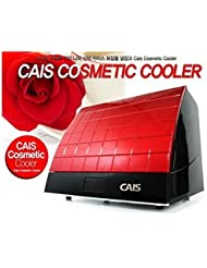 CAIS KC-120S Cosmetic Fridge 9liter Makeup Mini Refrigerator,220V