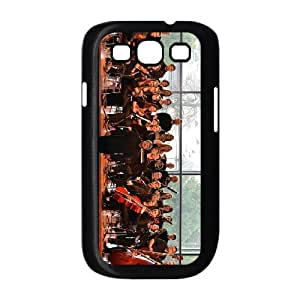 Samsung Galaxy S3 9300 Cell Phone Case Covers Black Central European Chamber Orchestra Phone Cases Protective XPDSUNTR34420