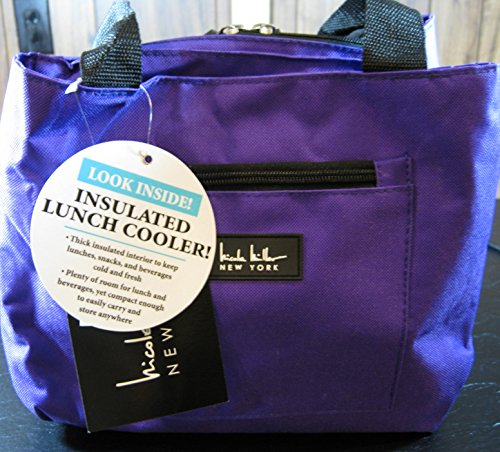 nicole-miller-of-new-york-insulated-lunch-cooler-purple-11-lunch-tote