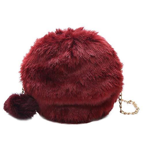 Sac Vintage En À Cuir Mat Sanfashion A Fausse Femme Bandoulière Sacs Rouge q5zCn5UwF