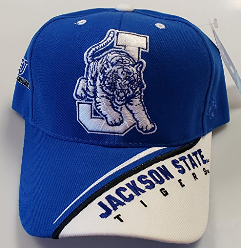 NCAA New Jackson State University Embroidered Adjustable Cap by NCAA