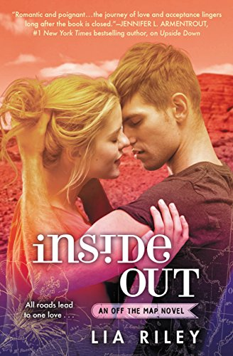 inside out off the map kindle edition by lia riley literature
