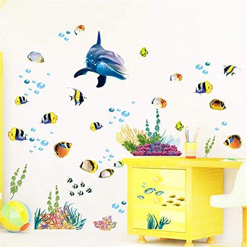 Tropical Fish Window - 7
