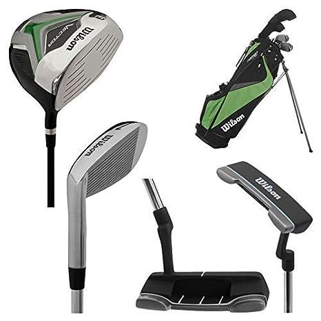 Wilson Golf Hombre Vector Juego De Empaque (Mano Derecha ...
