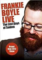 Frankie Boyle - Live - The Last Days of Sodom