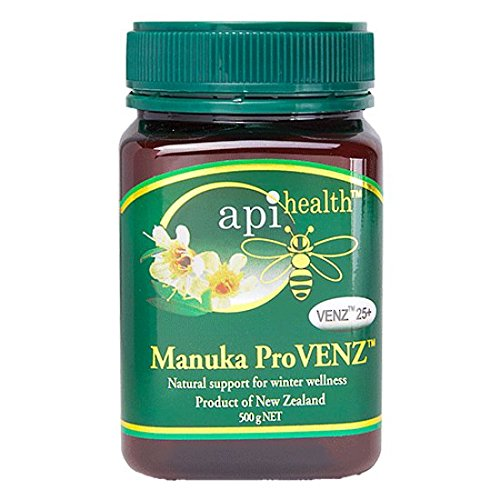 - Manuka Honey 500g VENZ 25+ with Bee Venom and Propolis
