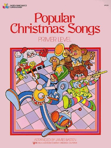 WP220 - Popular Christmas Songs - Primer Level