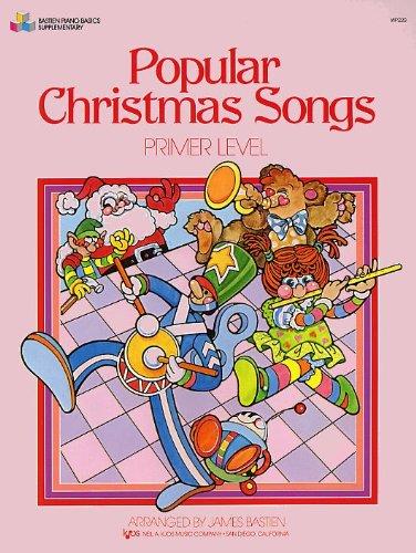 - WP220 - Popular Christmas Songs - Primer Level