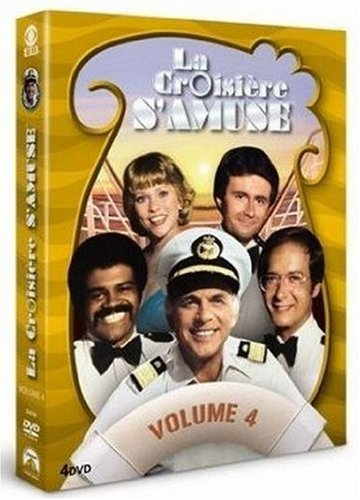 La Croisière samuse - Vol. 4 [Francia] [DVD]: Amazon.es