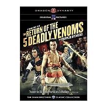 Return of 5 Deadly Venoms (1978)