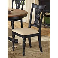 Hillsdale Embassy Dining Chairs - Set of 2