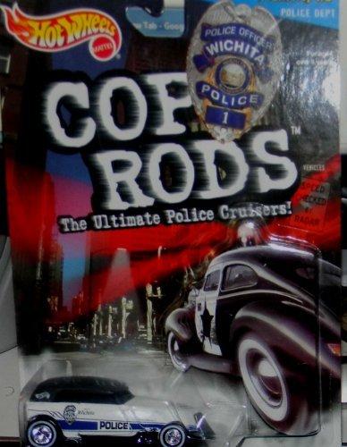 1999 Hotwheels Cop Rods POLICE CAR WICHITA ,KS Phaeton