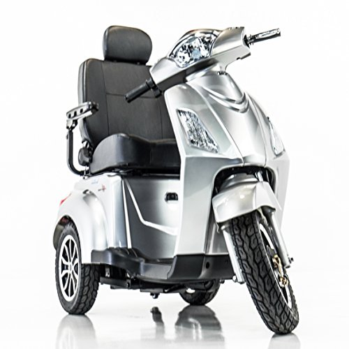Pride Mobility Raptor R3-1700 Recreational Electric Scooter + Challeng
