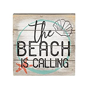 51lee%2BVzjJL._SS300_ Wooden Beach Signs & Coastal Wood Signs