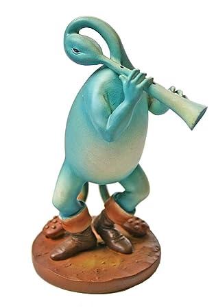 Blue Flutist by Hieronymus Bosch