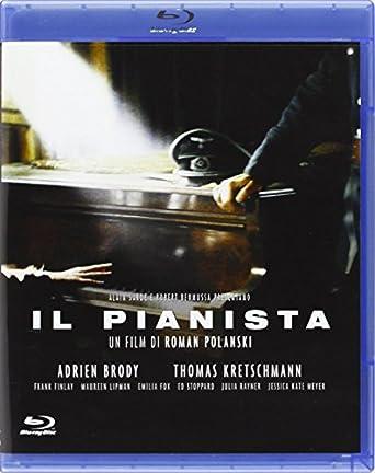 il pianista blu-ray regia di roman polanski Italia Blu-ray: Amazon.es: vari: Cine y Series TV