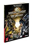 Mortal Kombat vs. DC Universe: Prima Official Game Guide (Prima Official Game Guides)