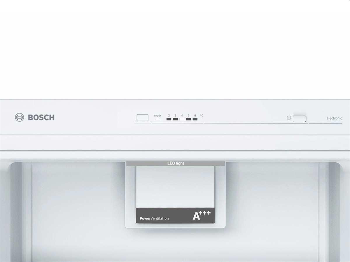 Bosch Kühlschrank Silber : Bosch ksv vw p kühlschrank a cm kwh jahr l