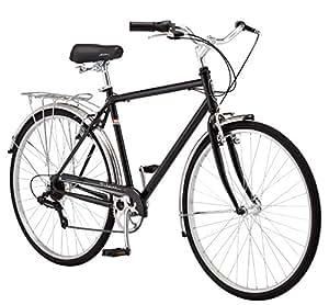 "Schwinn Wayfarer Hybrid 700C Wheel Bicycle, Black, 18""/Medium"