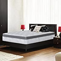 Olee Sleep 13 Inch Box Top Hybrid Gel Infused Memory Foam Innerspring Mattress (Full) 13SM01F