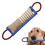 NLGToy Tough Dog Toy for Aggressive Chewers,Dog Chew Toys Dog Tug Toy Interactive Dog Toy,Indestructible Pet Chew Toys for Puppy Dogs (Multicolor)