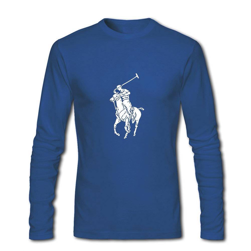 Polo Ralph Lauren Logo For Boys Girls Long Sleeves Outlet: Amazon ...