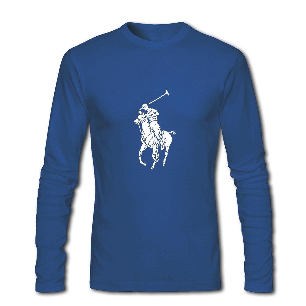 Polo Ralph Lauren Logo For Boys Girls Long Sleeves Outlet: Amazon ...
