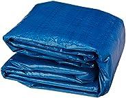 Forro P/ Piscina 4.600 L 3, 05 M Bel Fix Azul