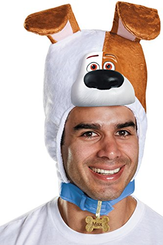Secret Life of Pets Adult Max Headpiece - ST ()
