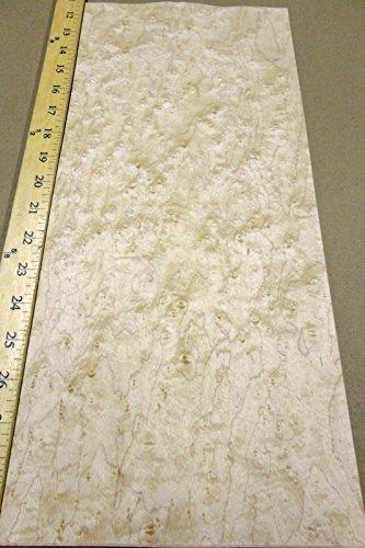 Birdseye Maple figured wood veneer 8