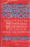 Dictionary of American Pop-Rock, Shaw, 0028723503