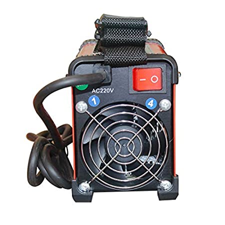 ZOJAN Welding Machine】MINI MMA-250 Portable Manual Welding Machine ...