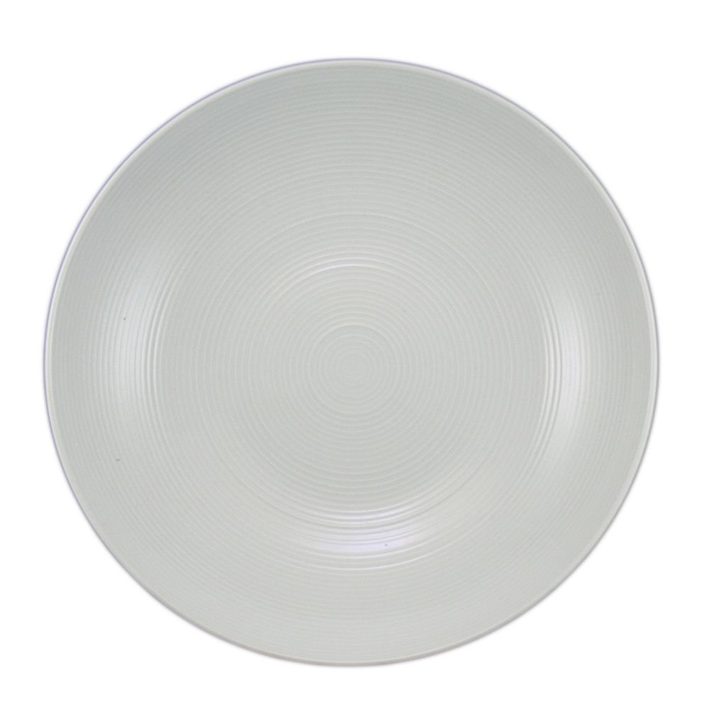 Vertex China RA-86 Radiance Bowl (Coupe), 9-1/2'', 32 oz., Porcelain White (Pack of 24)