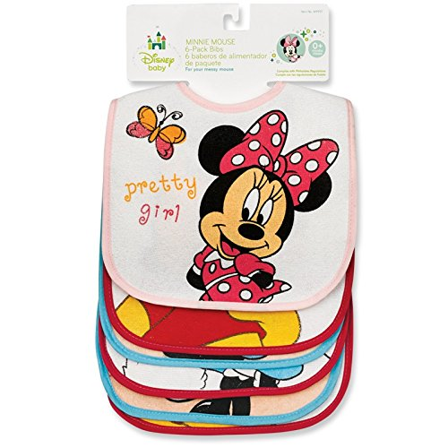 Minnie Mouse Deluxe Terrycloth Vinyl