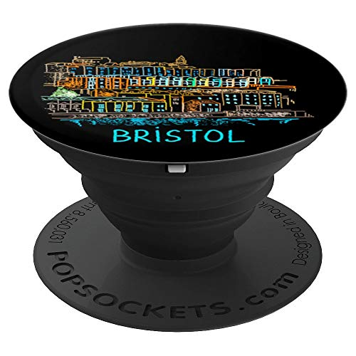Bristol city - PopSockets Grip and Stand for Phones and Tablets