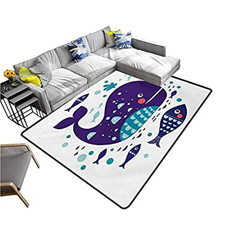 51lehjuPDIL._SS450_ Whale Rugs and Whale Area Rugs