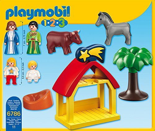 PLAYMOBIL® Christmas Manger by PLAYMOBIL® (Image #2)