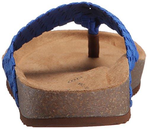 Eastland Mujeres Ophella Dress Sandal Blue